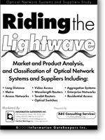 Riding the Lightwave